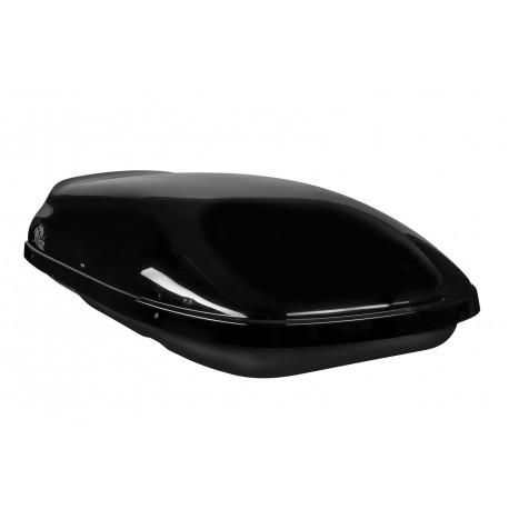 NEUMANN Whale 200 tetőbox fényes fekete 520 Liter